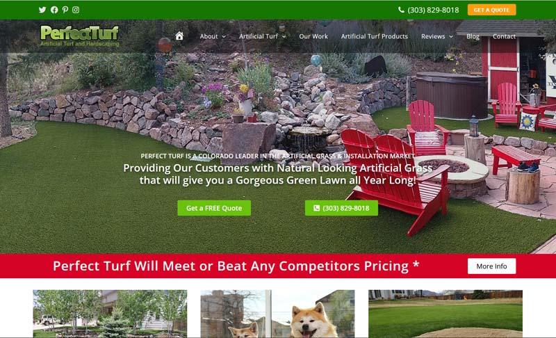 APerfectTurg.com, designed by Simple Website Services